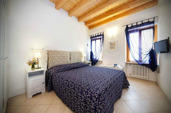 B&B King: Our room in Verona