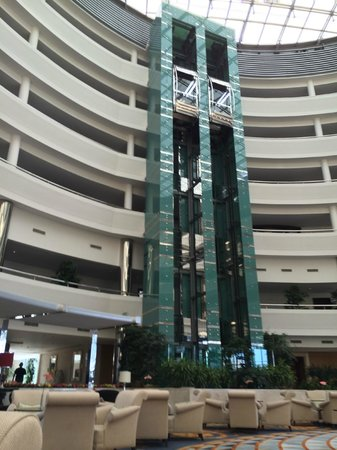 Calista Luxury Resort: Lobby3