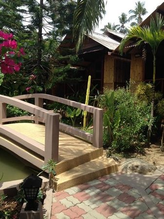 Baan Sukreep - Zen Garden Cottages: parfait