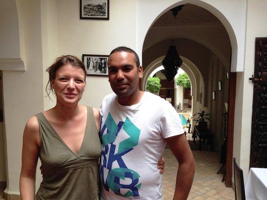Palais Riad Calipau Marrakech : Stephanie + Abdul