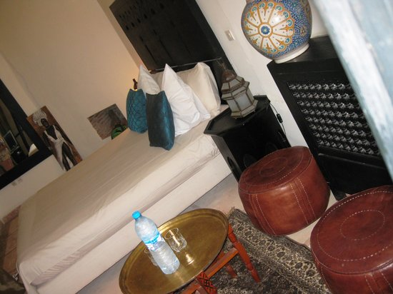 Palais Riad Calipau Marrakech: Our lovely room