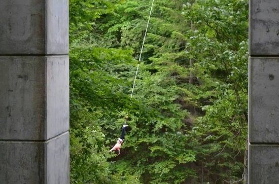 Highland Fling Bungee: Killiecrankie Highland Fling