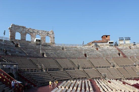 Arènes de Vérone : Arena in Verona