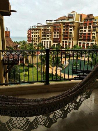 Villa del Palmar Cancun Beach Resort & Spa: View from room