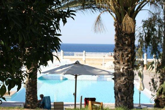 Zening Resorts: Вид из номера