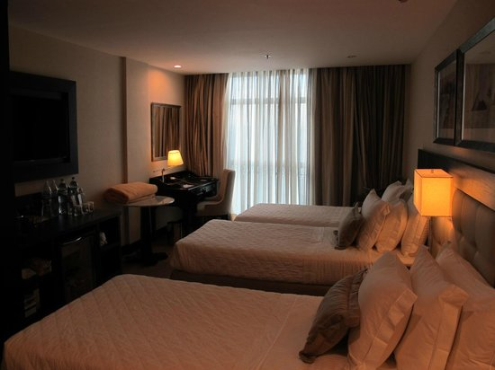 Miramar Hotel by Windsor: our lovely little room
