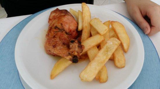 Terme Cappetta: pollo con patate