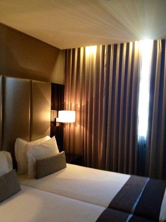 Turim Av Liberdade Hotel: Standard room