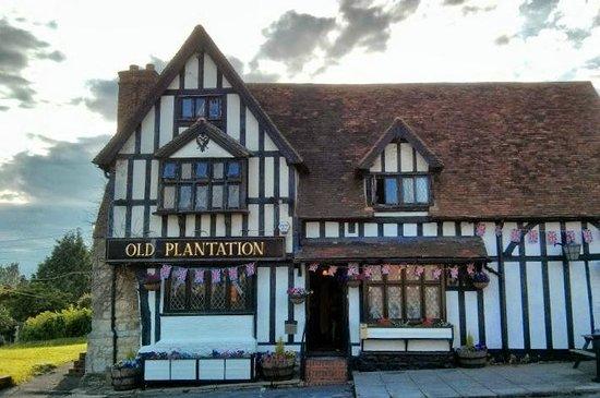 The Old Plantation Inn
