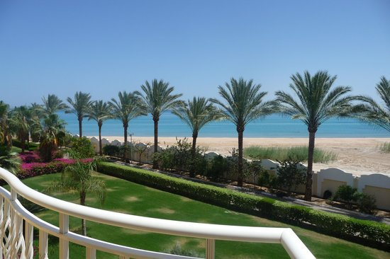 SENTIDO Palm Royale : view from room