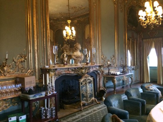 Andre Garrett at Cliveden: French Dining Room (for private parties)
