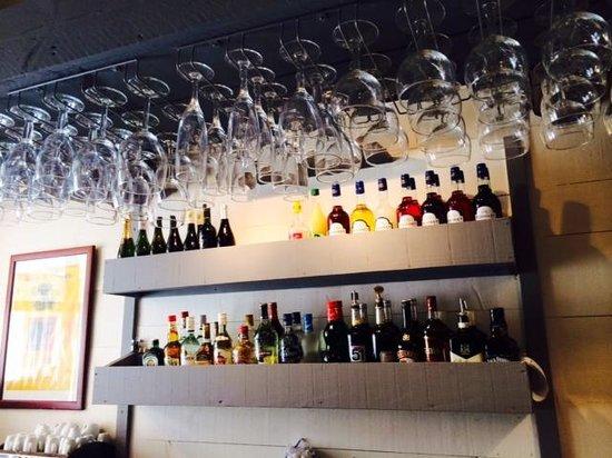 Entre 2 Tapas : Le bar à alcool