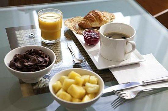 Ibis Jerez de la Frontera: Desayuno