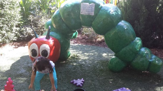Botanica: The Wichita Gardens: a different kids area