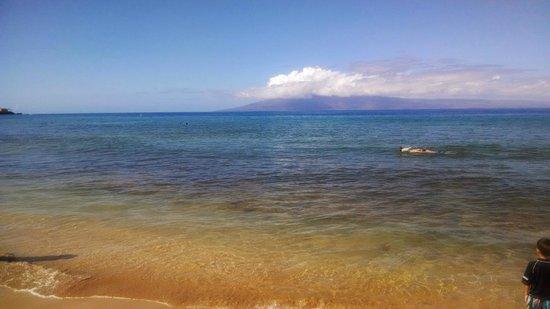Honua Kai Resort & Spa: The beach view