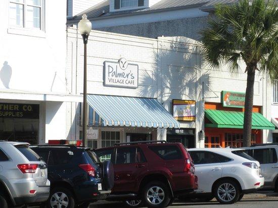 Palmer's Village Cafe : Palmer's Cafe