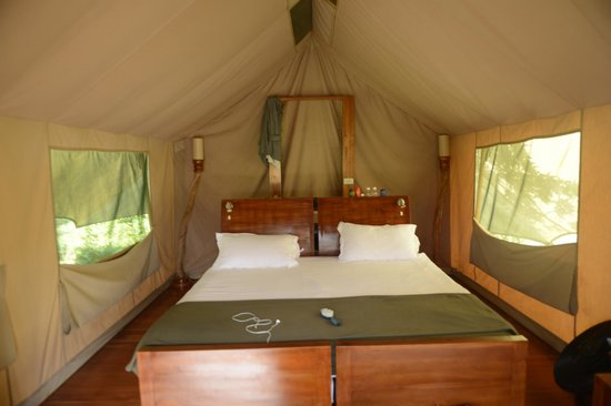 Galapagos Safari Camp: Bedroom