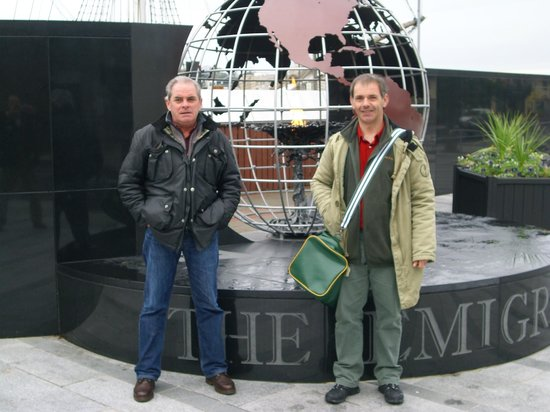 Dunbrody Famine Ship Experience: llama
