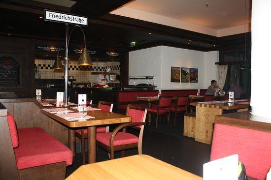 Block House Friedrichstraße : restaurante