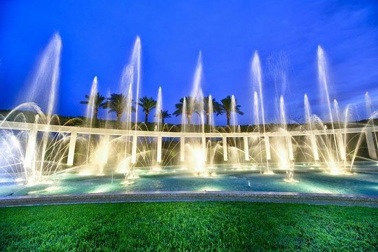 Latiano, Italy: fontane danzanti