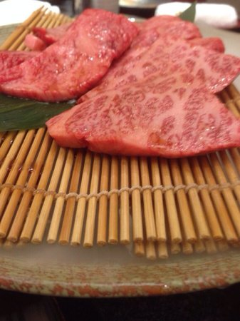Grilled Beef Meat Master Shotaian: 高いけど美味しかった