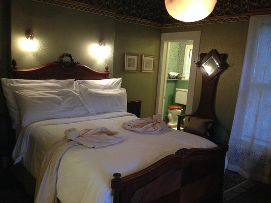 Simpson House Inn : Margaret Simpson Room