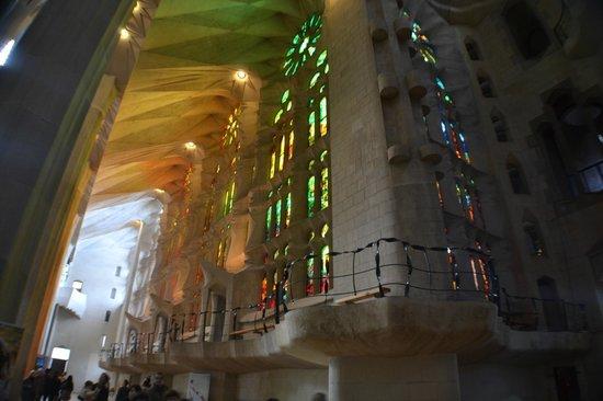 Sagrada Família : Vitraux