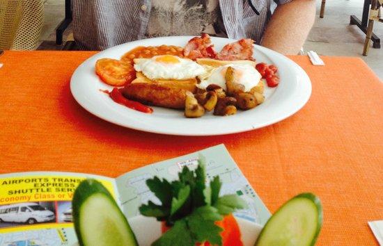 Welcome Inn Restaurant: Full English Breakfast