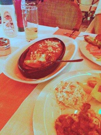 Welcome Inn Restaurant: Vegetarian Casserole