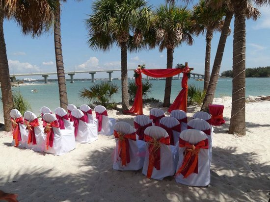 Wyndham Garden Clearwater Beach : Wedding