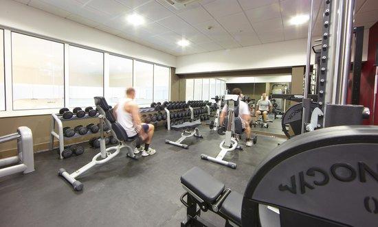 Village Hotel Chester St David's: Village Gym