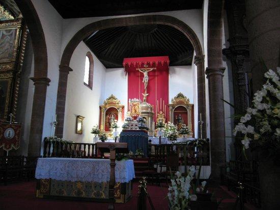 La Iglesia de la Asunción de San Sebastián de La Gomera : распятие