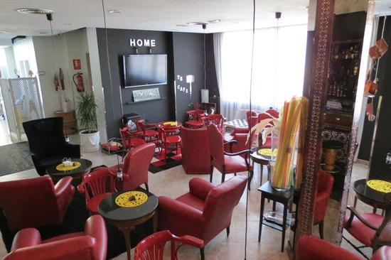 Hotel La Cumbre: Bar