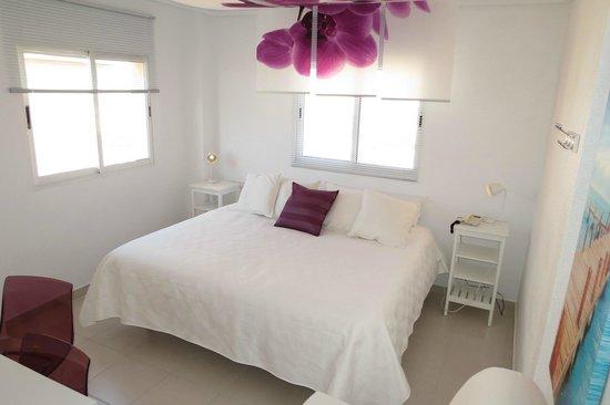 Hotel La Cumbre: Doble confort