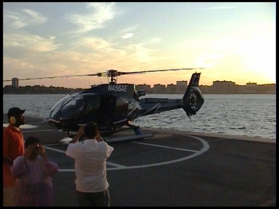 New York Helicopter: L' elicottero Eurocopter EC 130