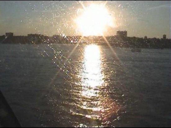 New York Helicopter: Il tramonto su Manhattan
