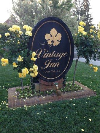 Vintage Inn : Entrance