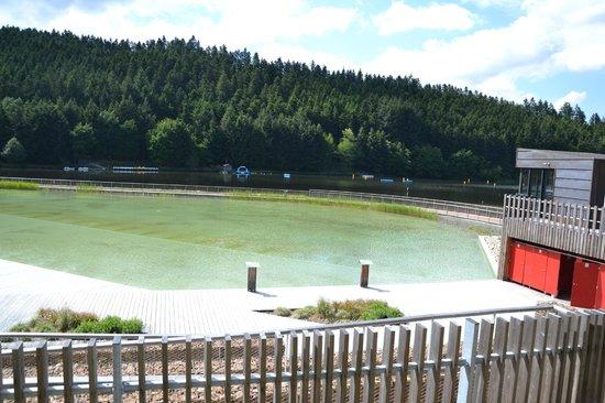 Cublize, France: Le lac