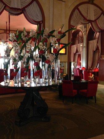 Hôtel Barrière Le Royal Deauville : Reception