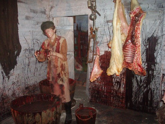 Thackray Medical Museum: Butchers