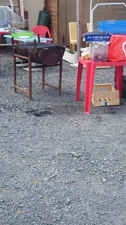 Relais de la plage: Opération barbecue quelle horreur
