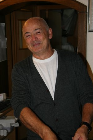 Landhotel Fasanenhof: Herr Schroth, owner