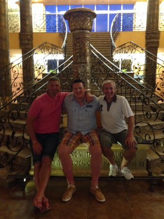 Imperial Resort: The three Amigos