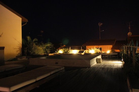 Hotel Villa Martini: Whirlpool