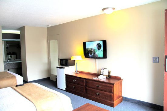Regency Inn: LED TV