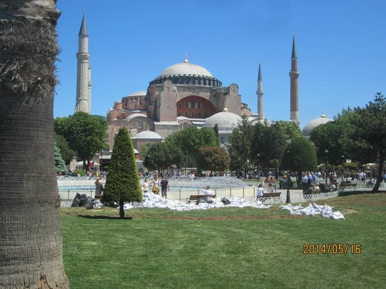 Historic Areas of Istanbul: Hagia Sophia