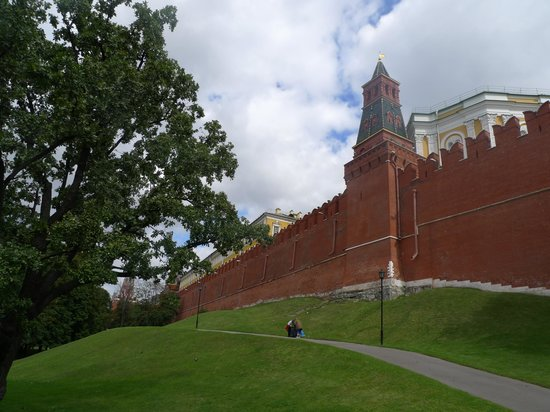Russian Tour Guide, LLC- Day Tours: The Kremlin, Moscow, Russia