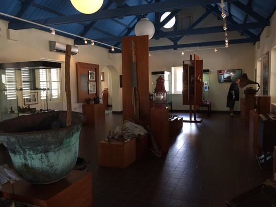 Historical Museum Fort Zoutman: Inside of the museum