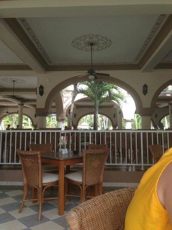 ClubHotel Riu Bambu: Mamajuana breakfast and lunch diner
