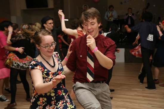 Sugar Swing Dance Club